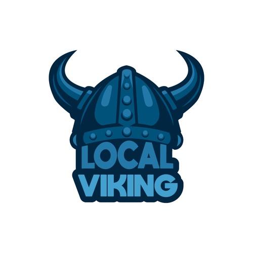 Local Viking Logo