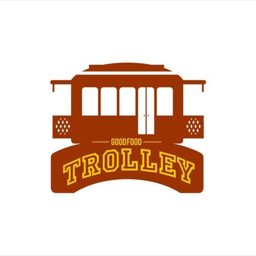 The Good Food Trolley needs a classy fun logo!