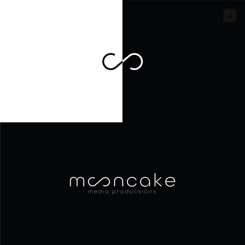 Bold Logo Concept for Mooncake Media Productions