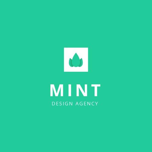 Logo Concept   Mint Design Agency