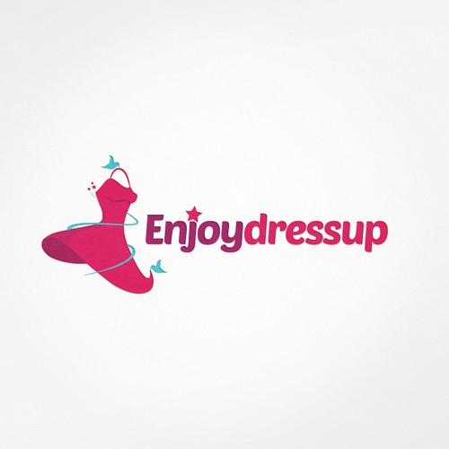 EnjoyDressup Logo Design