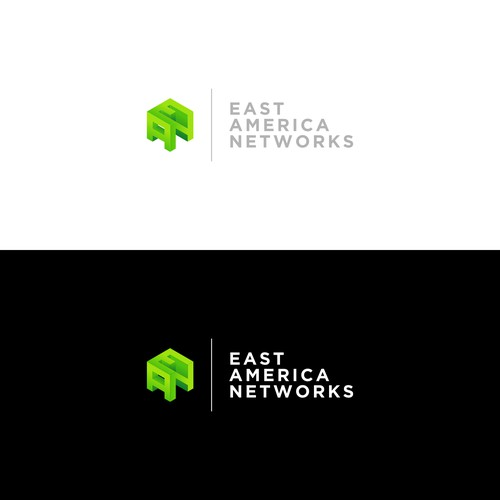 Cube logo for East American Networks