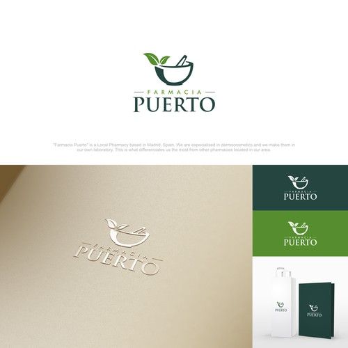 Farmacia Puerto Logo