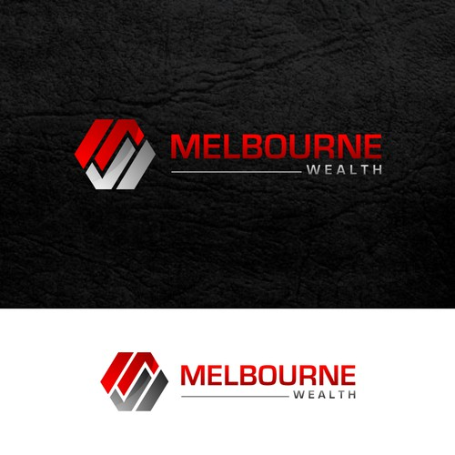 Melbourne Wealth needs a new logo