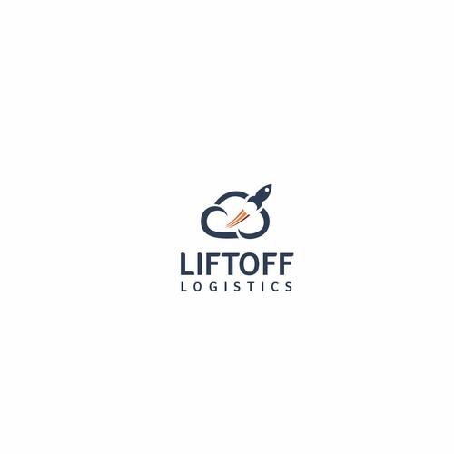 Elegant logo for a logistics company