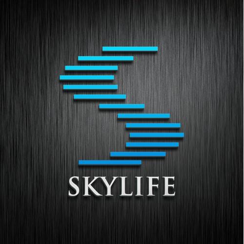 Logo design for Skylife