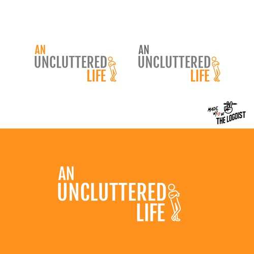 Logo for 'An Uncluttered Life'