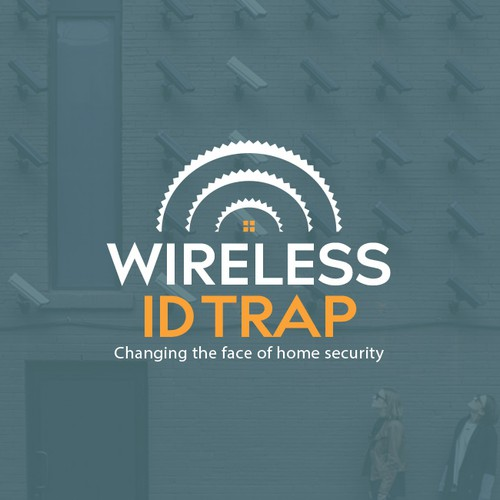 Wireless ID Trap Logo