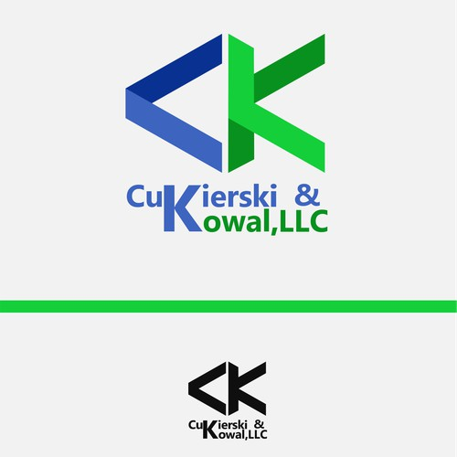 C K geometric proposal logo