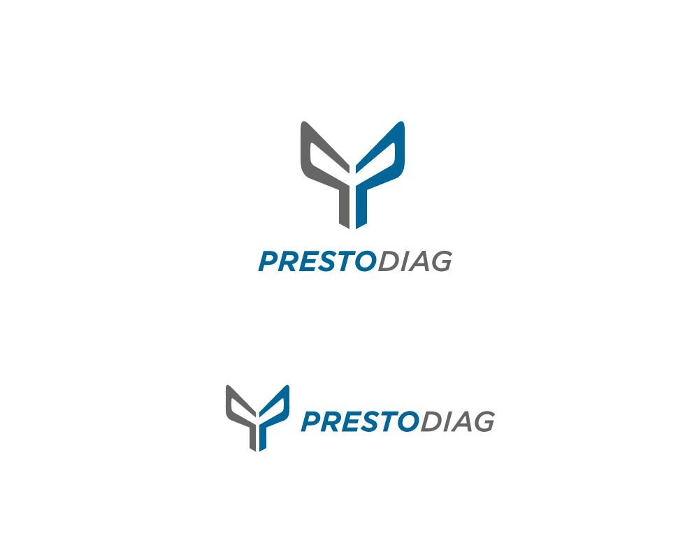Prestodiag needs a new logo