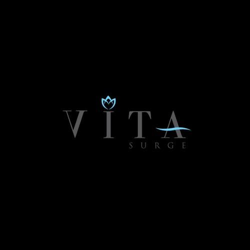 Logo for Vita Surge