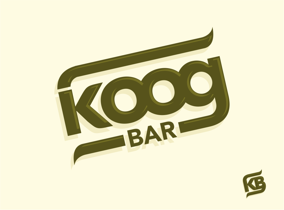 Help Koogbar, or Koog Bar with a new logo