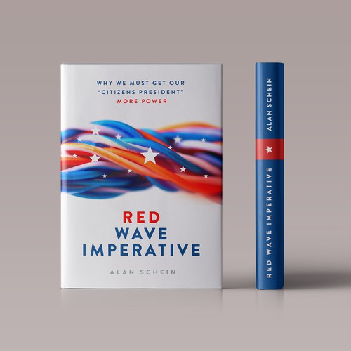 Book Cover for Red Wave Imperative