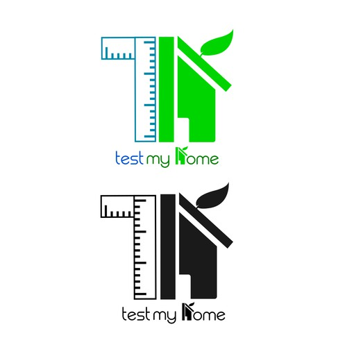 Bold Logo for Home Inspection Service