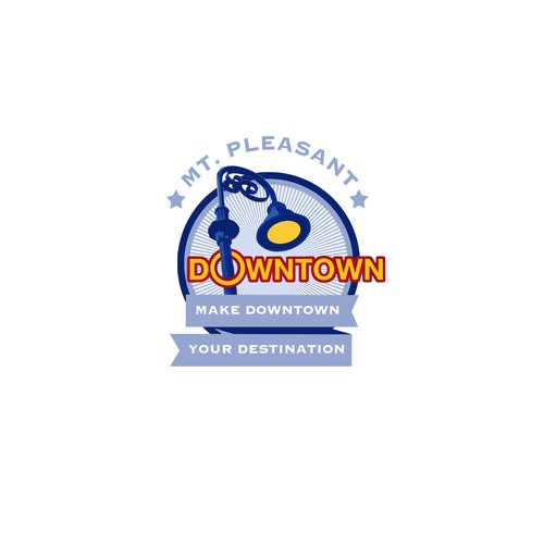Logo for Mt. Pleasant Downtown