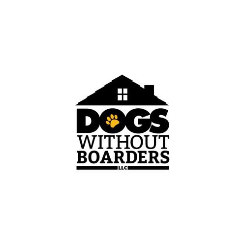 Dog Sitter Logo