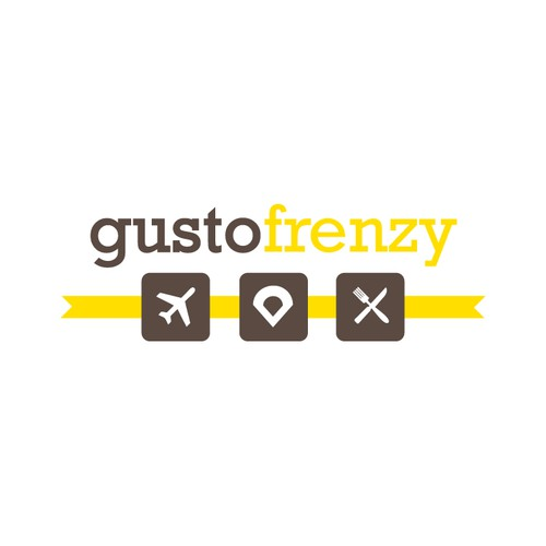 Multimedia travel and journalism logo