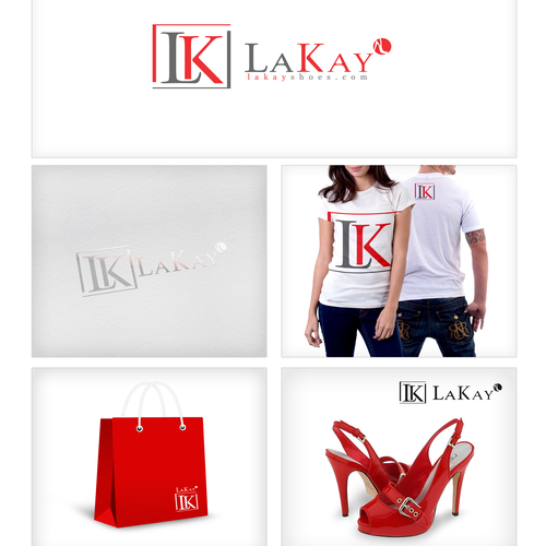 Woman's High-Fashion logo Needed for LaKay