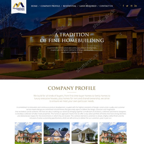 MORGANLOWE HOMES