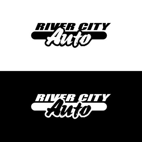 Create the next logo for River City Auto  LLC