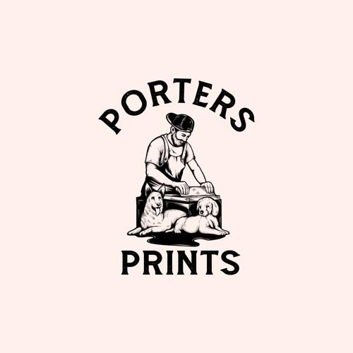 PORTERS PRINTS