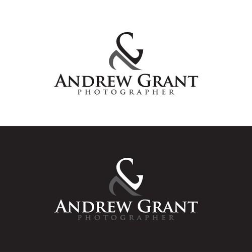 Andrew Grant Photographer needs a logo!
