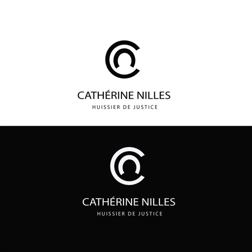 Logo for client Catherine Nilles.