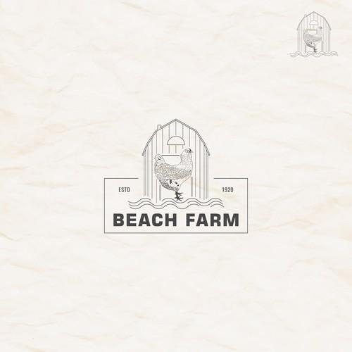 Beach Farm logo