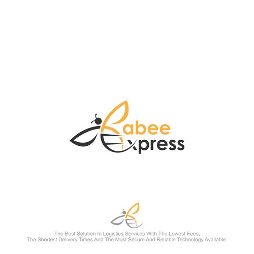 Logo Concept for Rabee Express