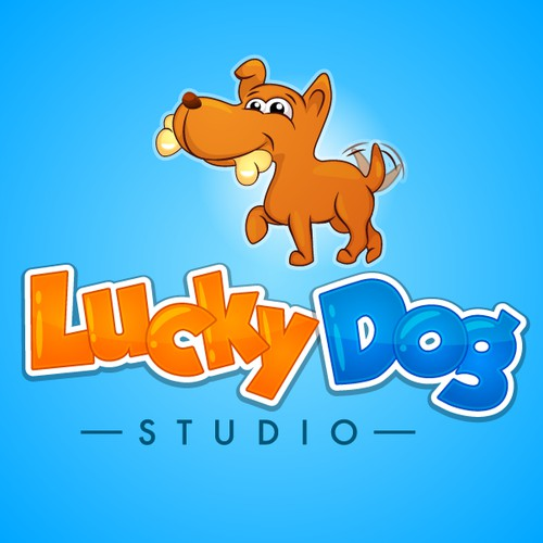 Gaming studio logo