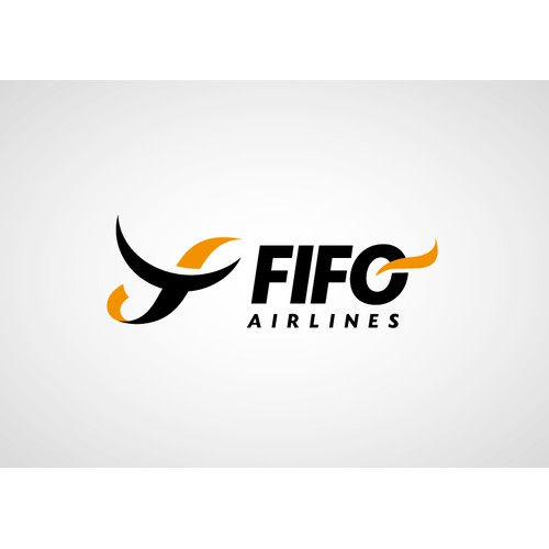 Help FIFO Airlines with a new logo