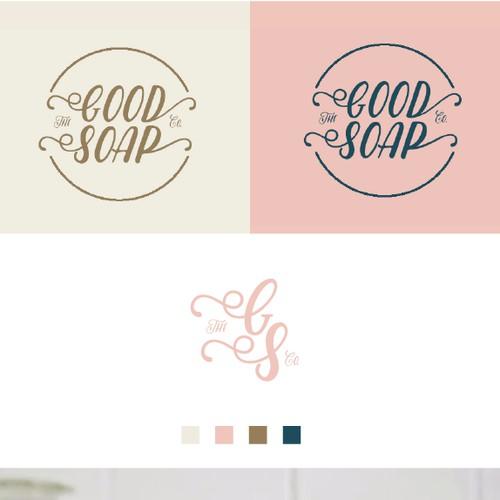 Soap Company Logo