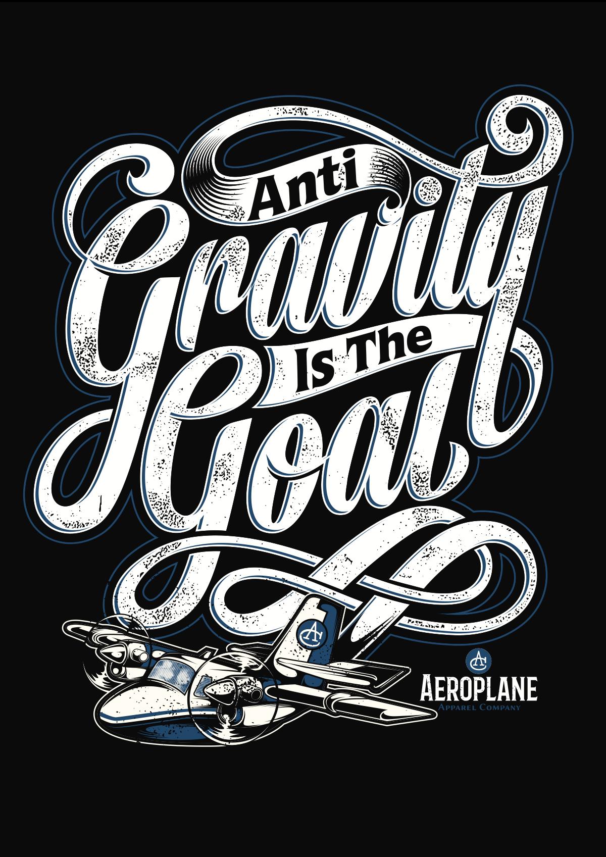 Anti Gravity is the Goal Design