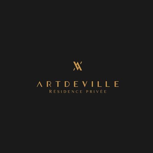 ART DE VILLE logo