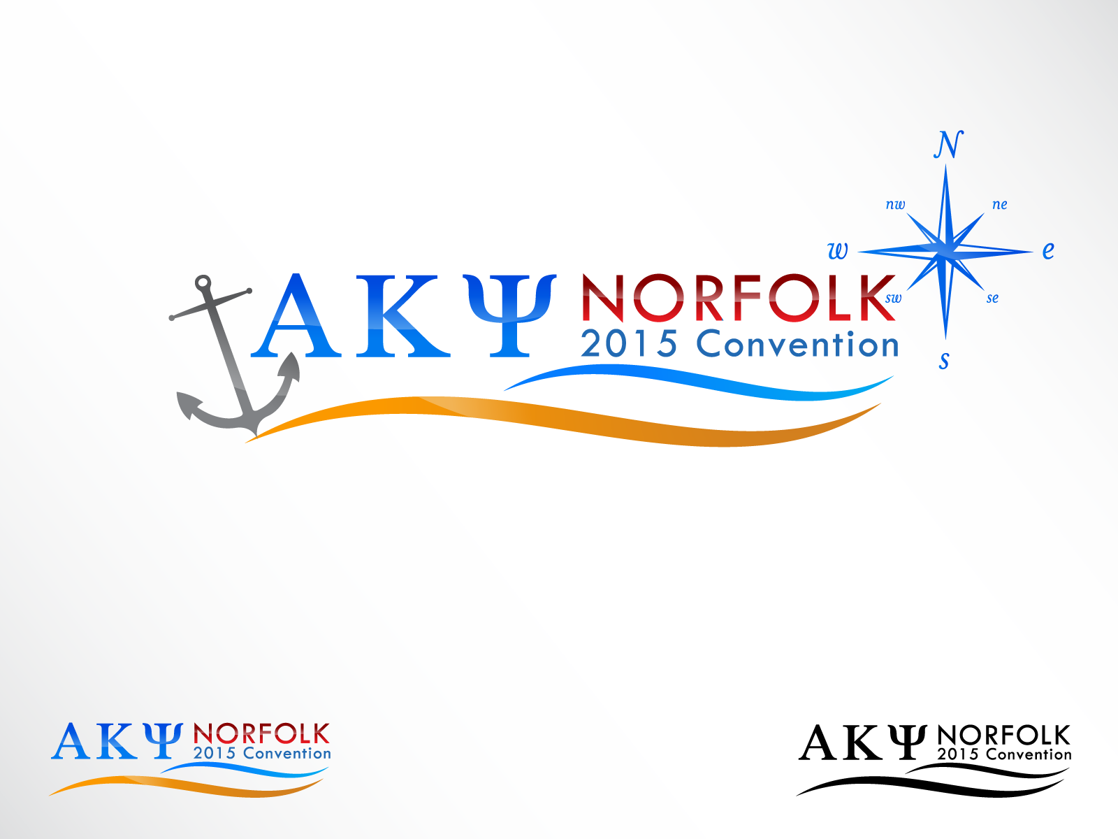 Help Alpha Kappa Psi Convention with a new logo
