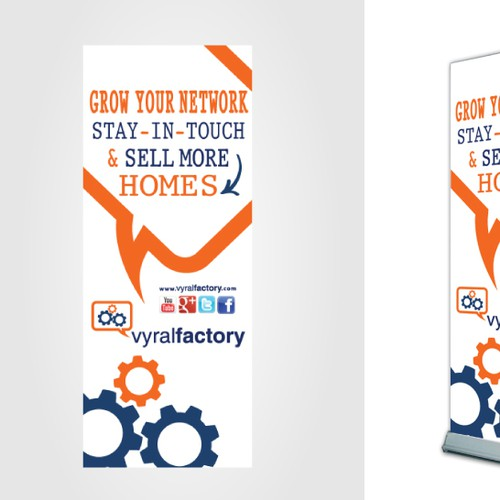 Help Vyral Factory with a new signage