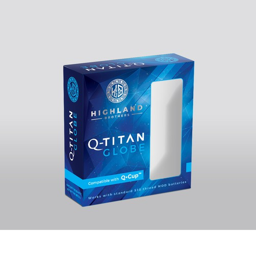 Q-Titan Box design