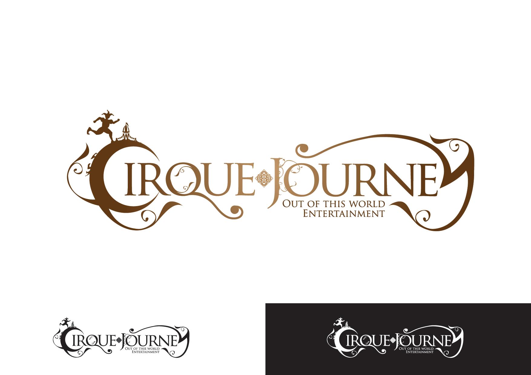 logo for Cirque Journey