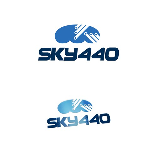 Eye-Catching Logo needed ... for Sky440 Inc !