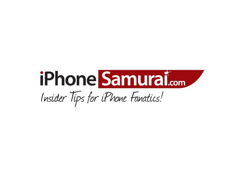 Create the next logo for iPhoneSamurai.com