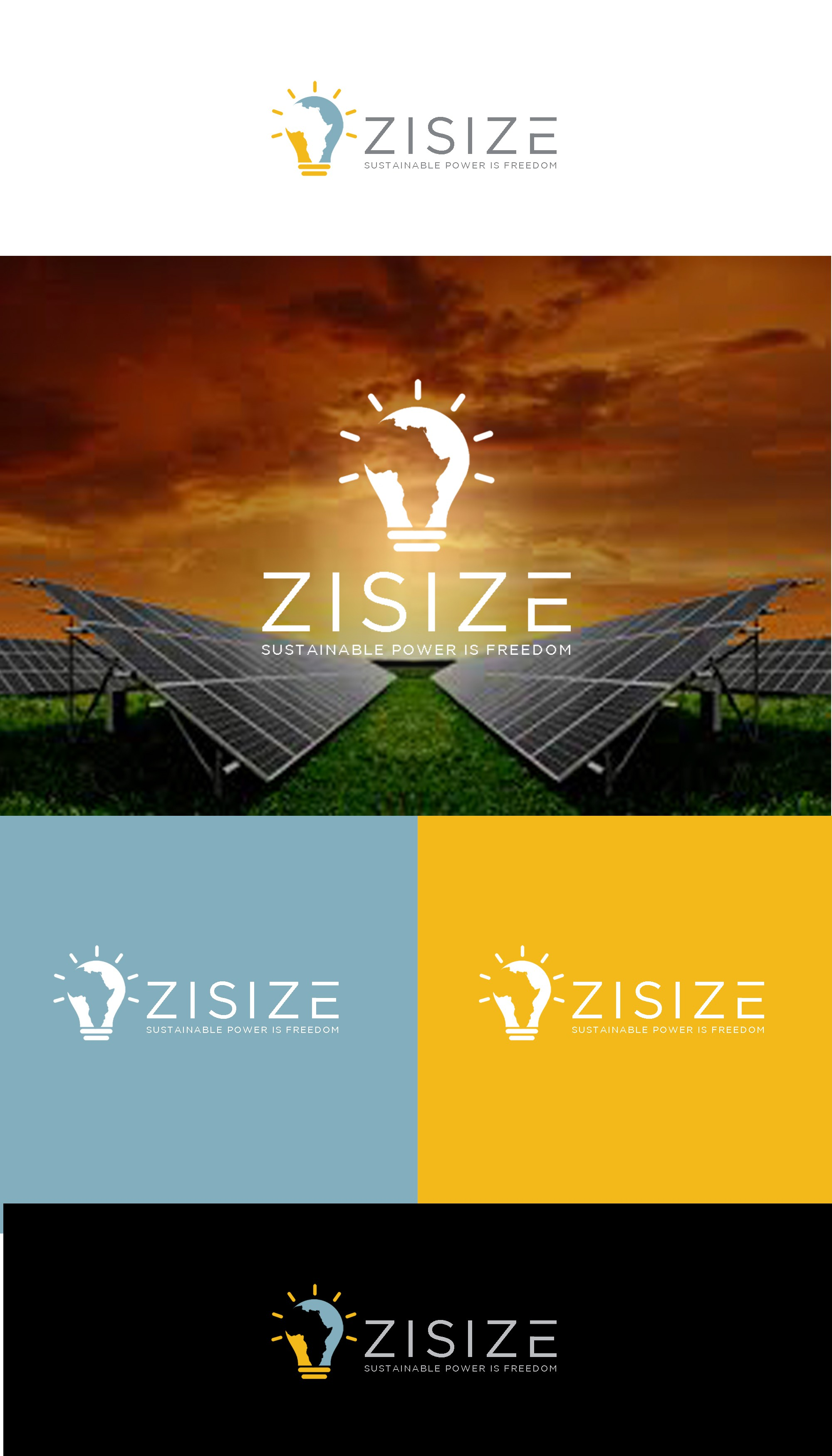 Zisize: an African cryptocurrency renewable energy solution.
