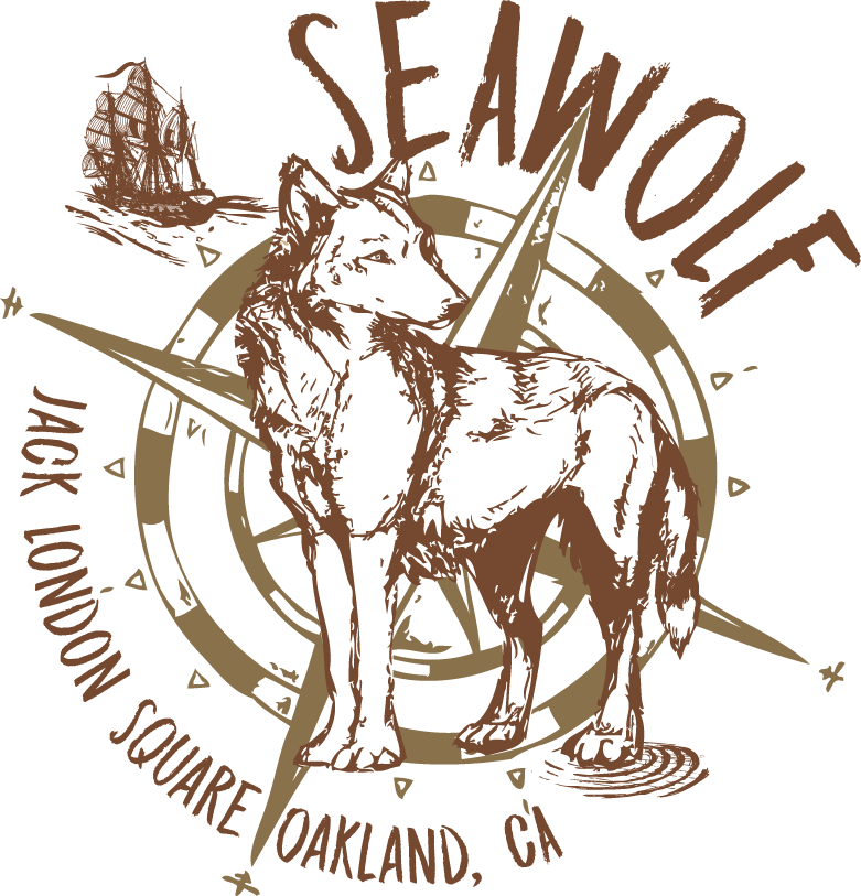 """Create a vintage """"seawolf"""" for a new pub!"""