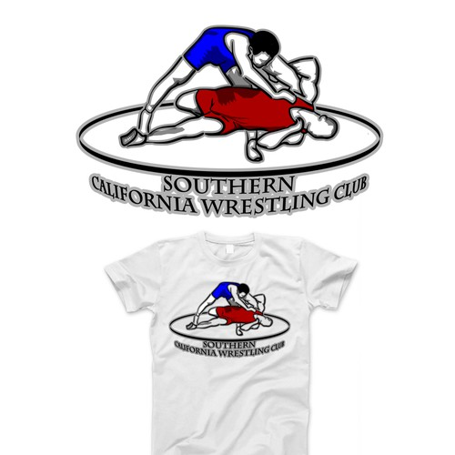 Southern California Wrestling Club Logo