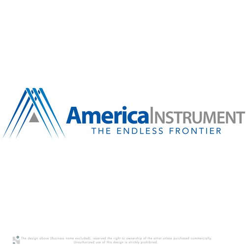 America Instrument needs a new logo
