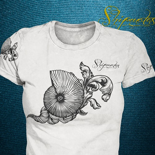 Creat our Shipmate T-Shirt   Nautical