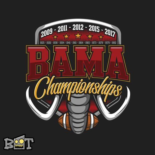 Bama Championship!