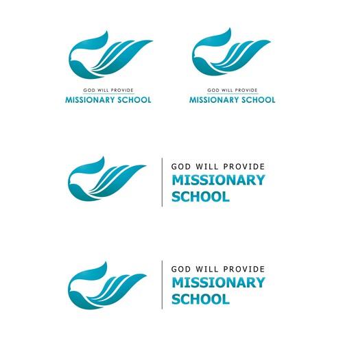 Missionary School Logo (GWPMS)
