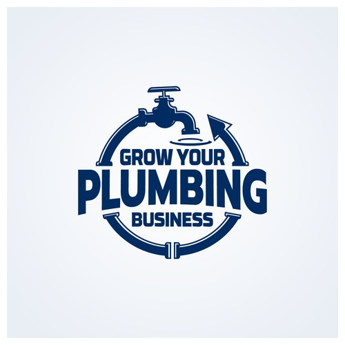 Logo for Grow your Plumbing Business