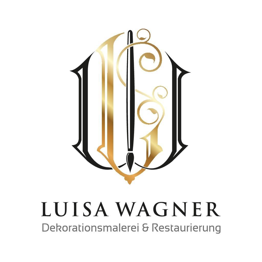LOGO LUISA WAGNER - DECORATION DRAWING & RESTORATION