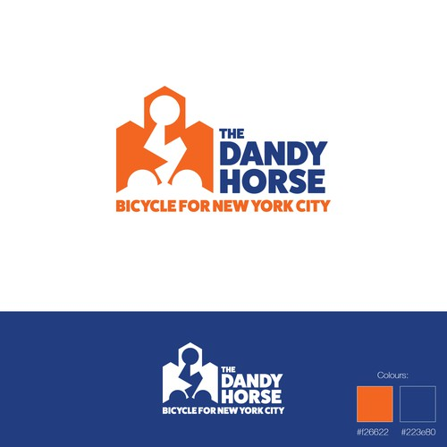 Bold logo for Cycle Concierge